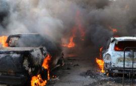 A explosão de uma bomba mata pelo menos cinco pessoas na cidade de Afrin, no norte da Síria