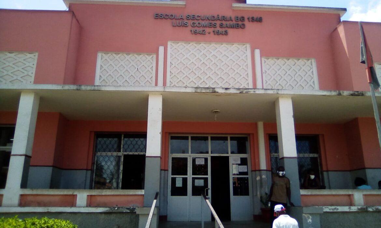 Escolas de Benguela pedem materiais de biossegurança no reinício das aulas no ensino primário