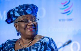 Angola congratula-se com a Nigéria pela eleição de Ngozi Okonjo-Iweala à frente da OMC