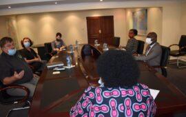 Investidores sul-africanos pretendem investir no agronegócio e infra-estruturas