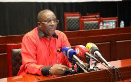 MPLA confiante na vitória em 2022