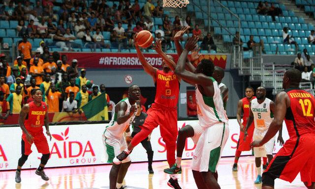 Angola mede forças com Moçambique na corrida ao Afrobasket 2021