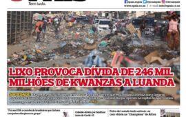Editorial: Outra vez Cafunfo