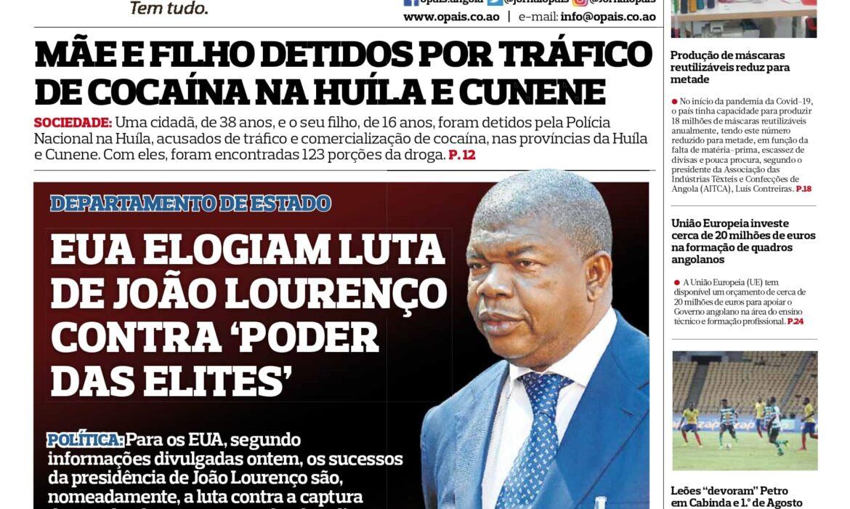 Editorial: Angola e o FIDA