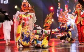 Semba e varina marcam desfile da classe B do Carnaval Live de Luanda