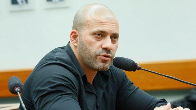 Deputado brasileiro detido após insultos a juízes do Supremo Tribunal