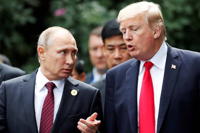 """Rússia cultivou Trump como """"activo"""" para o Kremlin durante 40 anos, diz antigo espião do KGB"""