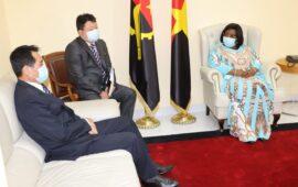 Coreia do Sul reconhece avanços na cooperação com Angola