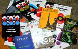 Ufolo recolhe mais de 200 livros e material didáctico na Manifestação do Livro