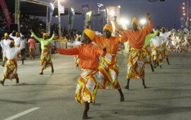 """Grupos carnavalescos em Luanda, apontam indumentárias e aprimoram passos para """"Live"""""""