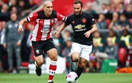 Man United focado na vitória diante do Southampton