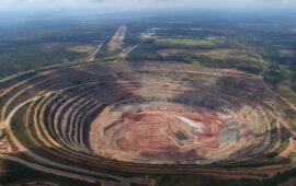 Mulepe prevê processar 3 milhões de toneladas de kimberlito por ano