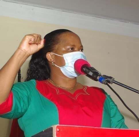 Nova secretária da UNITA no Huambo diz estar preparada para a disputa eleitoral