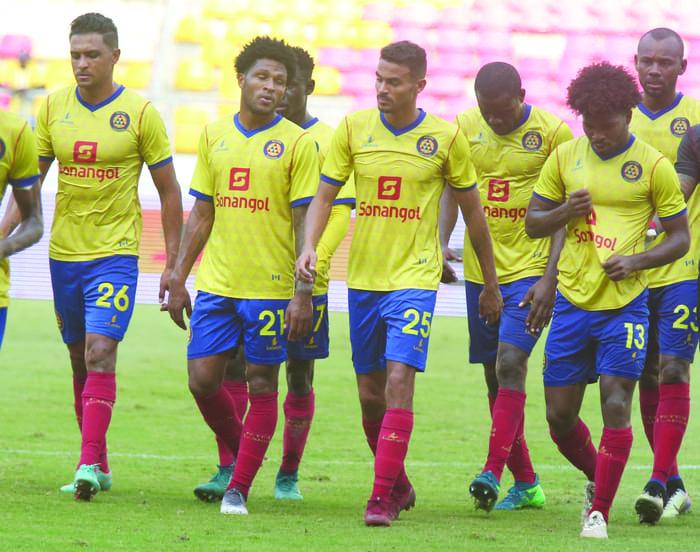 Petro volta a escorregar na Liga dos Clubes Campeões Africanos