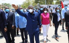 PR enaltece contributo de empresários de Benguela na construção de hospital na Baía Farta