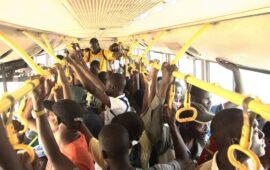 Carta do leitor: Enchentes nos autocarros…