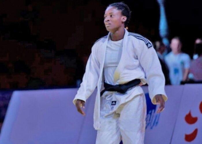 Judoca angolana perde em Tel Aviv