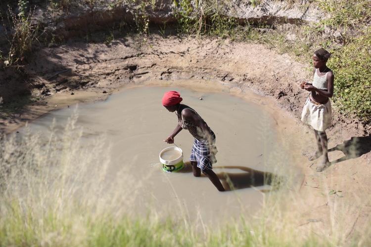 FAS prevê construir projectos de água na região Sul do país