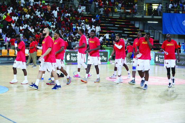 Angola vence Senegal por 82-51 na última jornada do apuramento