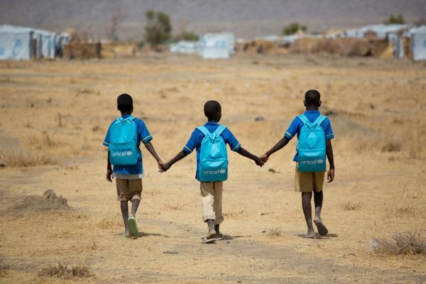 UNICEF assina memorando com MINFIN