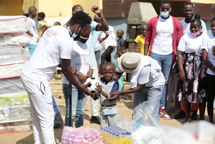 Xtagiarious Finance ajuda cerca de 150 crianças do centro de acolhimento El Betel