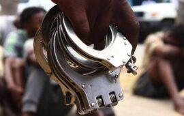 Detido cidadão que furtou 41 chapas de zinco de uma escola no Uíge