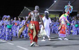 """""""Live"""" do desfile central do Carnaval de Luanda realiza-se hoje com 11 grupos"""