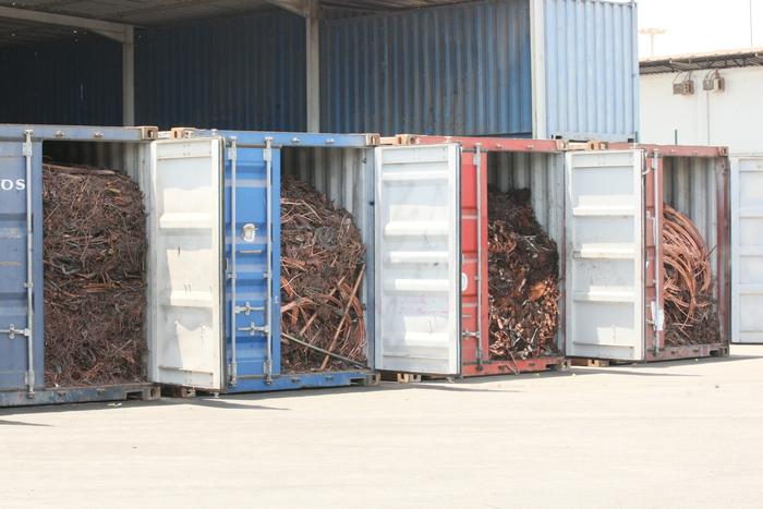 """""""Gang do cobre"""" que operava há anos travada no Porto de Luanda com mais de 11 mil toneladas"""