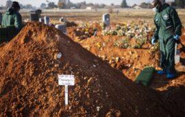 Número de mortes por Covid-19 cresce