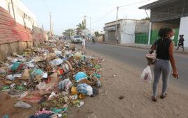 Governo de Luanda realiza reunião sobre o lixo