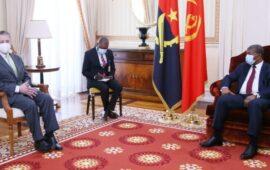 Responsável do Banco Alimentar Mundial promete apoio em reunião com Presidente João Lourenço
