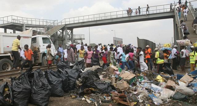 Carta do leitor: Lixo nos mercados…