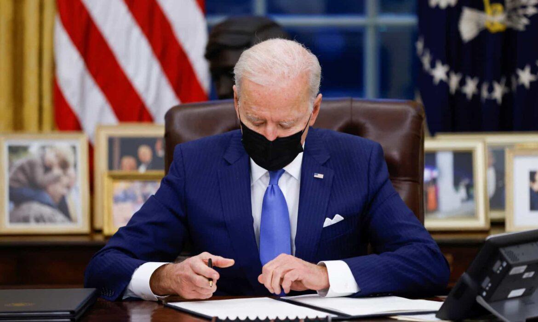 Biden retira pedido de anulação da Lei de Saúde Obamacare