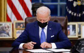 Biden mobiliza Agência de Emergências devido a migração ilegal de menores