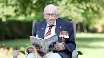 Morreu Tom Moore, veterano da Segunda Guerra Mundial que recolheu fundos para o combate à pandemia