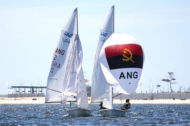 Selecção Nacional compete hoje no Europeu de vela