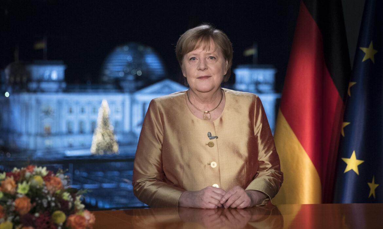 Merkel anuncia que será vacinada com a AstraZeneca