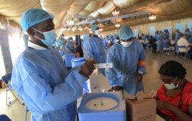 Angola registou mais novos casos de Covid-19 na última semana do que no mês de Março