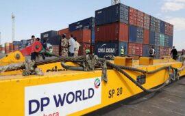 DP World inicia operações no Terminal Multiusos do Porto de Luanda