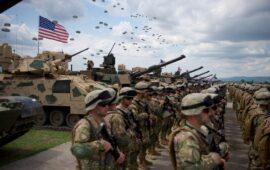 EUA planeia exercícios  secretos para reagir a 'acções  agressivas' da China e Rússia
