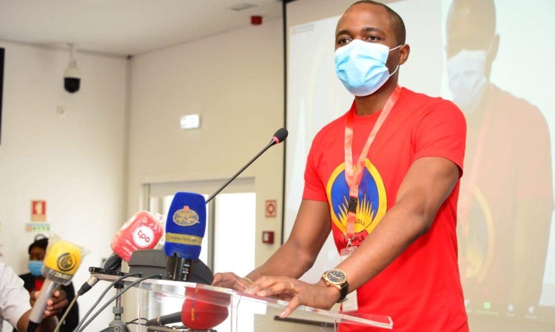 Secretário da JMPLA denuncia existência de forças manipuladoras da juventude