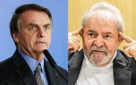 Bolsonaro diz que se Lula fosse Presidente seriam roubados 90% dos recursos destinados à pandemia