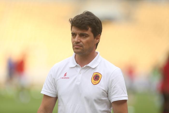 Pedro Gonçalves ainda acredita na qualificação