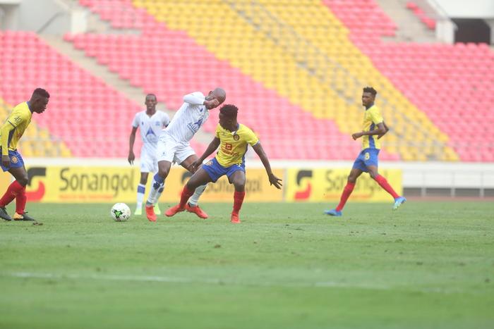 Petro de Luanda procura primeira vitória na Liga dos Clubes Campeões