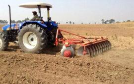 Preparação de terra para agricultura baixa para 60 mil Kz