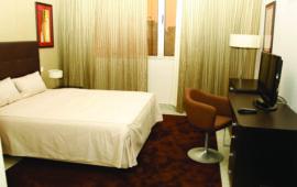 Taxa de ocupação hoteleira chega a 70 por cento em Luanda