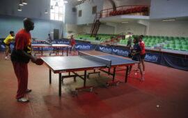 Campeonato de ténis de mesa arranca em Maio
