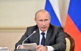 Putin sentiu efeitos colaterais menores com  a vacina da Covid-19