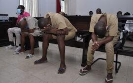 Tribunal condena jovens que mataram funcionária da RNA a 20 anos