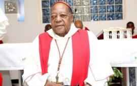 Cardeal Dom Alexandre completa 96 anos de vida